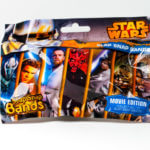 Star Wars snap bracelet from the children's menu box Kiddybox