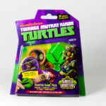 Turtle collectible figure from the children's menu box Kiddybox